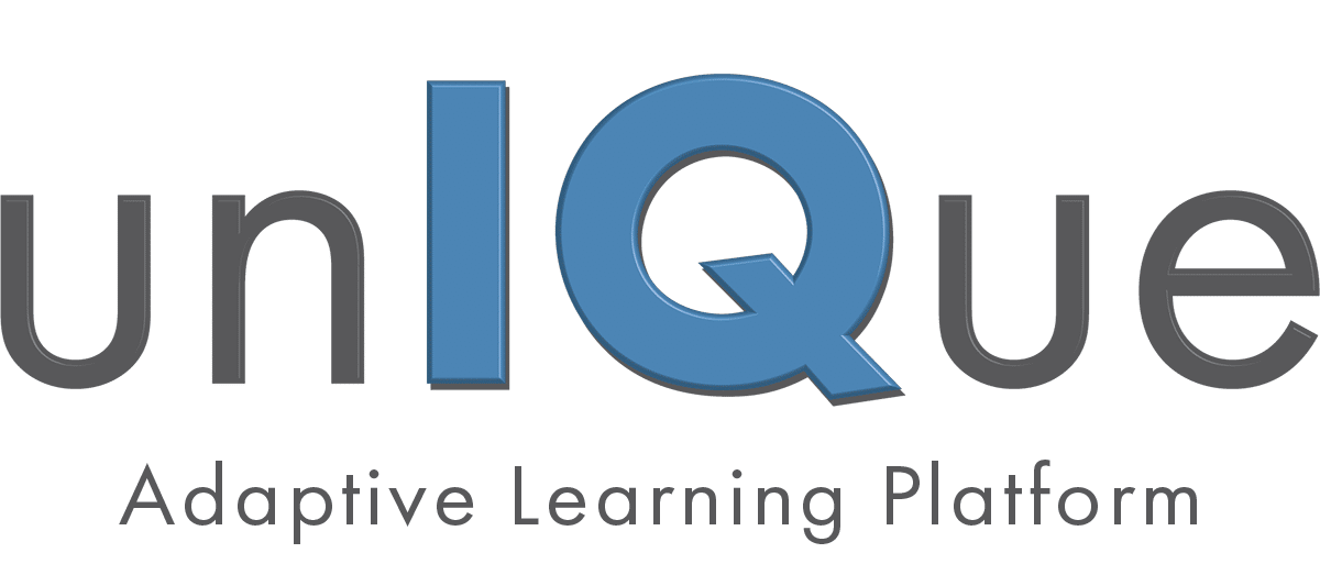unIQue - Adaptive Learning Platform Logo